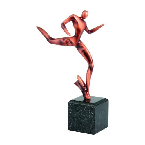 Statuetka odlewana - BIEGI