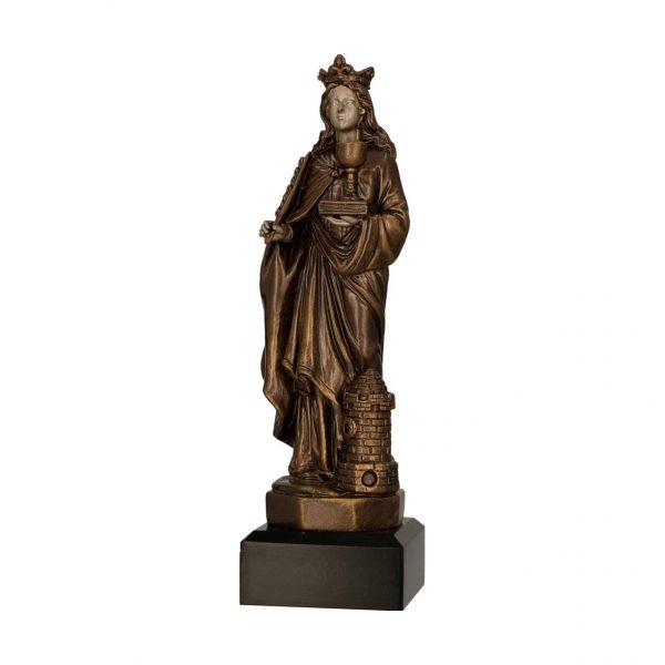 Statuetka odlewana - GÓRNICTWO