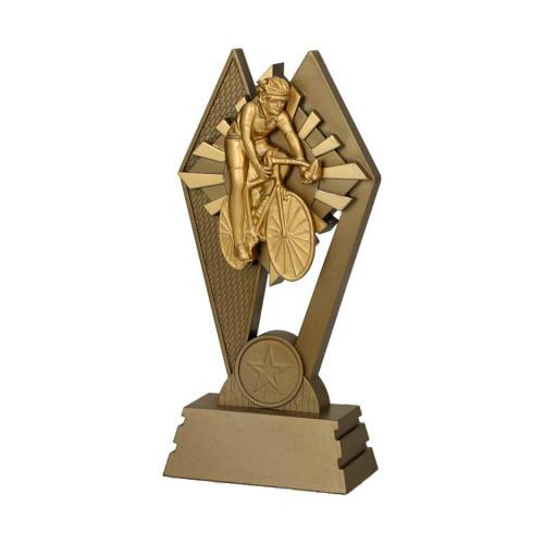 Statuetka odlewana - KOLARSTWO