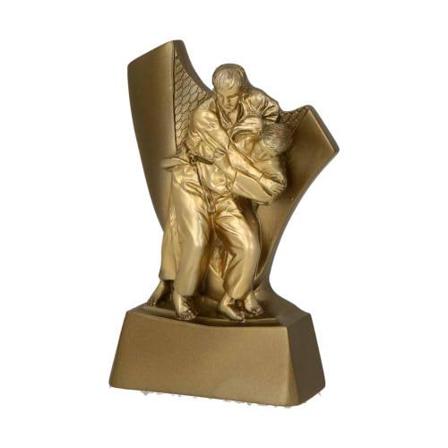 Statuetka odlewana - JUDO