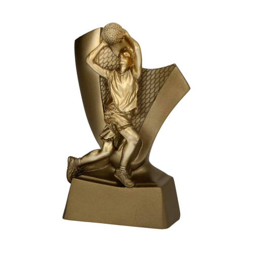 Statuetka odlewana - KOSZYKÓWKA