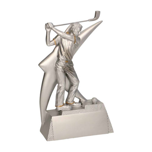 Statuetka odlewana - GOLF