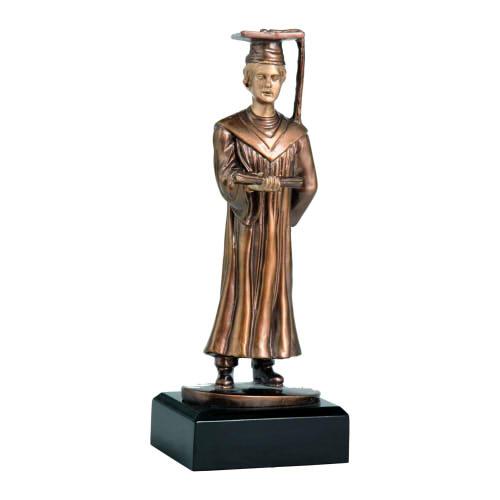 Statuetka odlewana - SZKOLNICTWO
