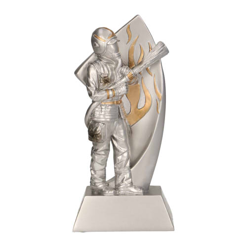 Statuetka odlewana - STRAŻACTWO